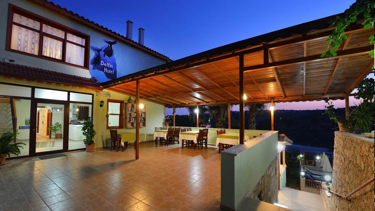 Patara delfin otel otel zelikleri for Boutique hotel xanthos patara
