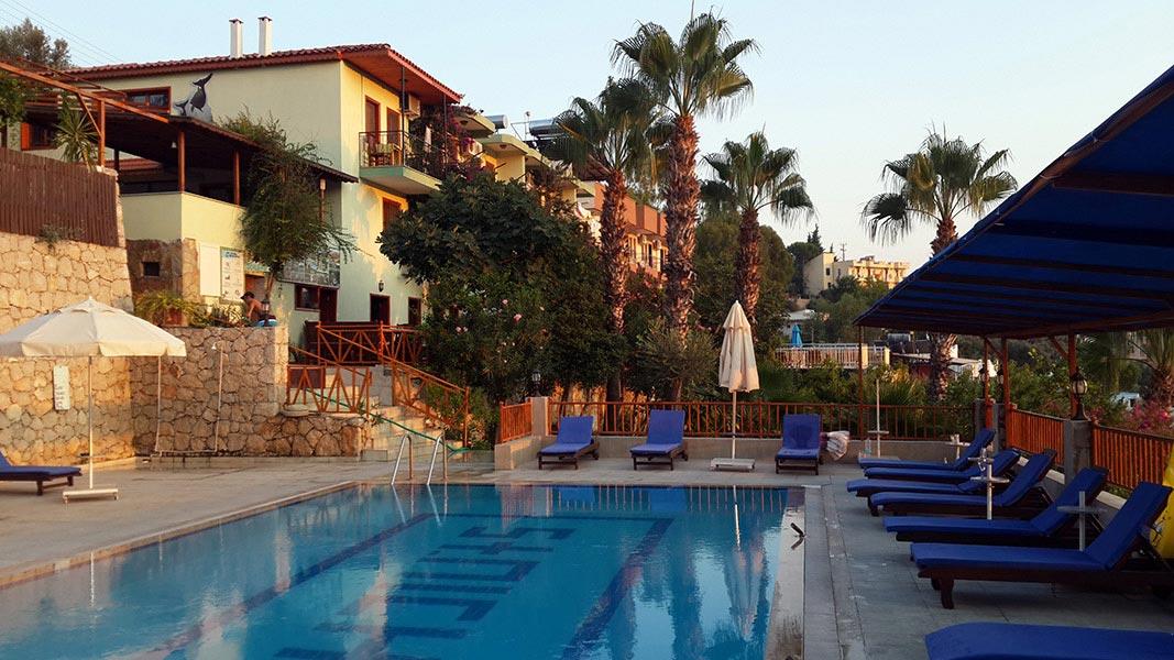 Patara delfin otel hotel hakk nda bilgiler for Boutique hotel xanthos patara