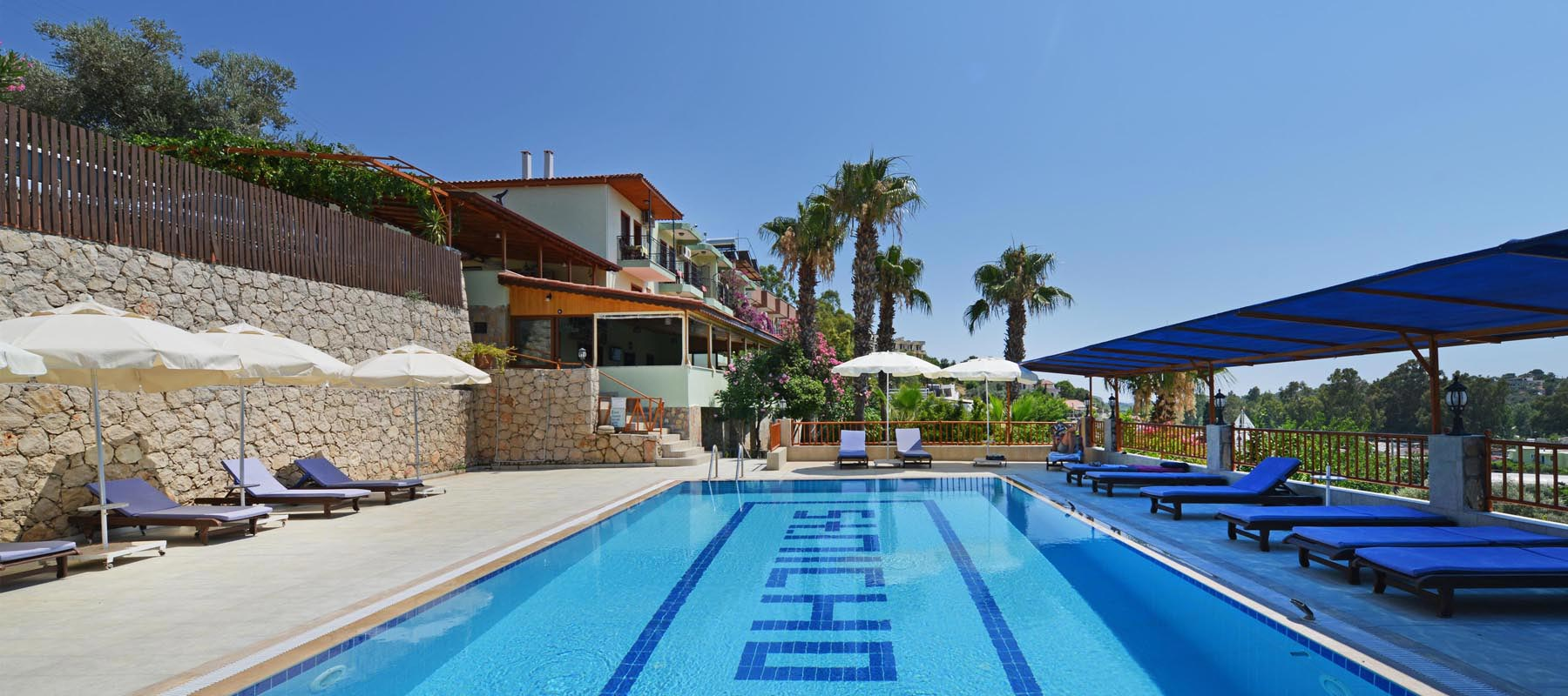 Patara delfin hotel zimmer mit aussicht strand von patara for Boutique hotel xanthos patara